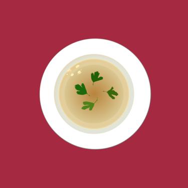 【スープに必須】ブイヨンとコンソメの違い【簡単レシピもあり】
